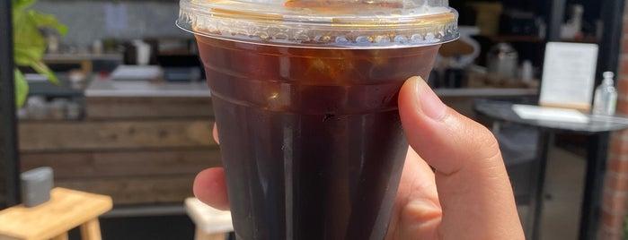 Good Boy Bob Coffee is one of California.