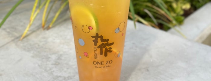One Zo Boba is one of LA.