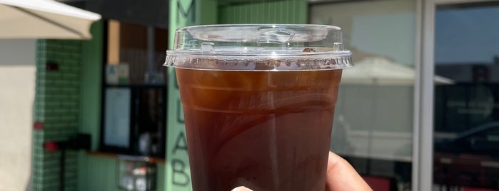 Mad Lab Coffee is one of Los Ageless.