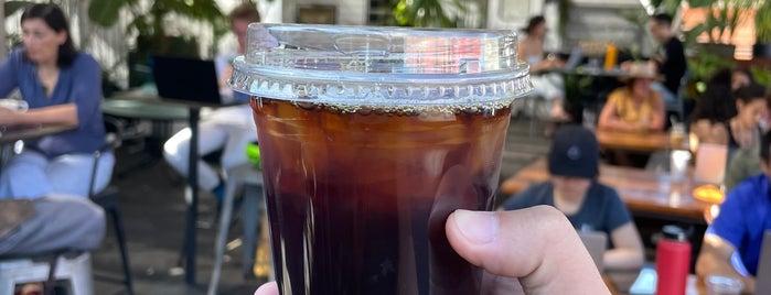 Alana's Coffee Roasters is one of LA-coffee.