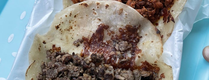 El Ruso Tacos is one of [ Los Angeles ].