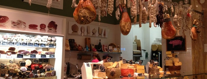 Eataly Flatiron is one of New York Eats 1.0.