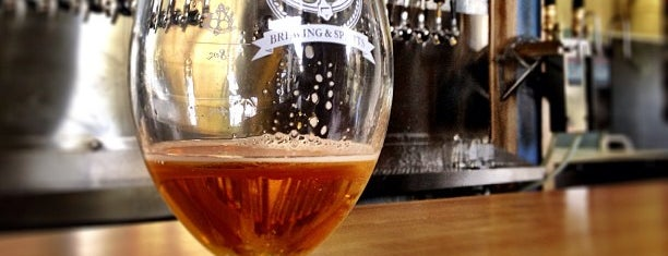 Ballast Point Brewing & Spirits is one of Craft Beer.