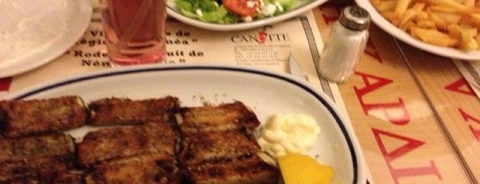 Au bon coeur 3 is one of Must-visit Food in Saint-Gilles / Sint-Gillis.