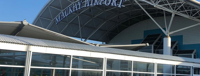 Mackay Airport (MKY) is one of Airport ( Worldwide ).