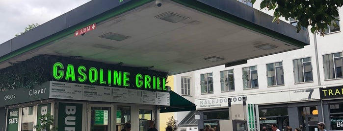 Gasoline Grill is one of Mondon suositukset.