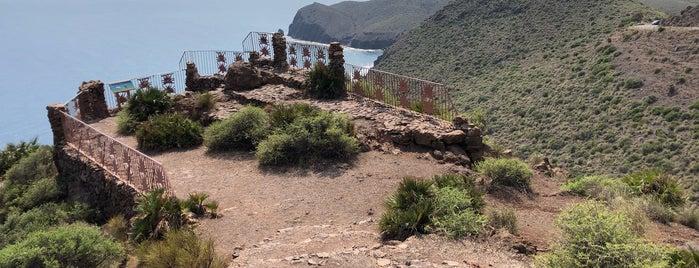 Mirador de la Amatista is one of Almería.