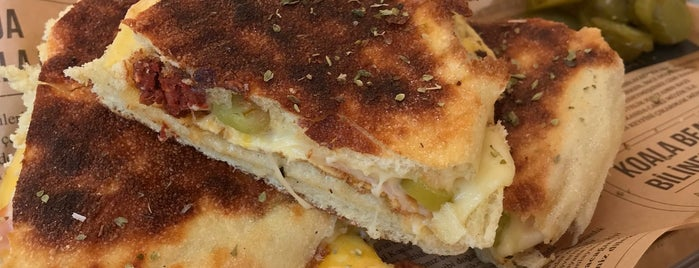 Tost Busters is one of Adana.