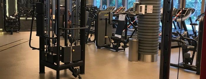 S Fitness Club & Spa is one of Emine 님이 좋아한 장소.
