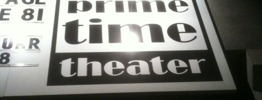 Prime Time Theater is one of Berlin.