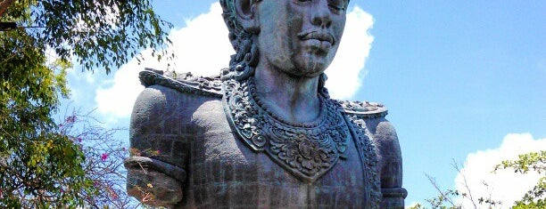 Garuda Wisnu Kencana (GWK) Cultural Park is one of eat play and love.