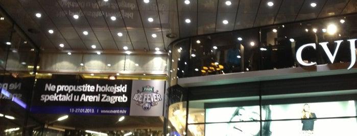 Shopping centar Cvjetni is one of Tempat yang Disukai Hdo.
