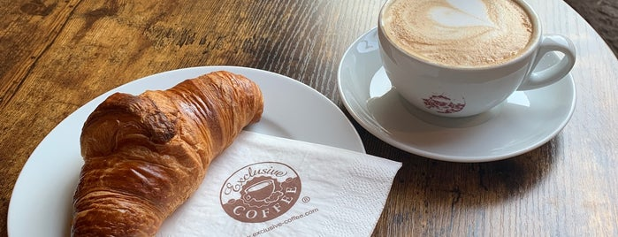 Exclusive Coffee is one of Coffee spots Berlin.