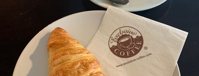 Exclusive Coffee is one of Jan'ın Beğendiği Mekanlar.