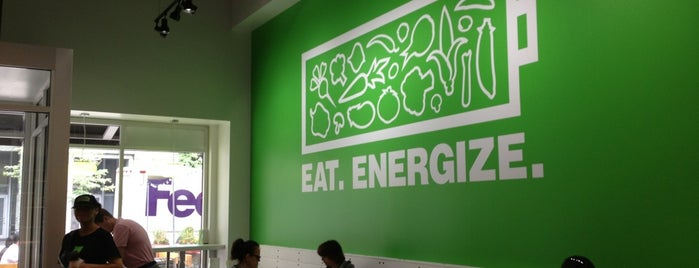 Freshii is one of Chicago.