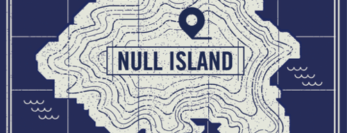 Null Island is one of Crazy Places.