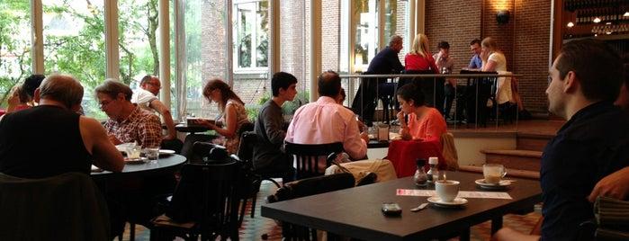 Café de Jaren is one of Let's go to Amsterdam!.