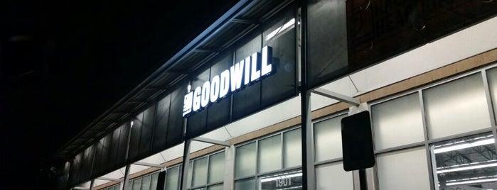 Goodwill is one of Locais curtidos por Karen.