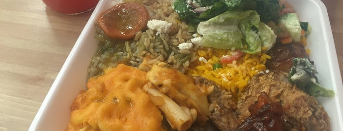 Manna's Soul Food Restaurant - FDB is one of NYC.