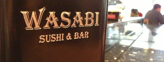 Wasabi Sushi and Hibachi is one of Jackson.