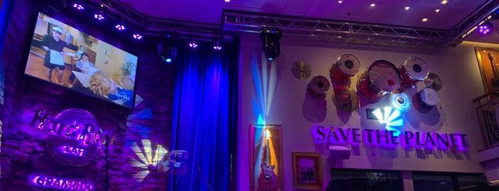 Hard Rock Cafe Gramado is one of Serra Gaúcha.