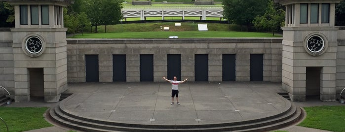 Bicentennial Mall State Park is one of For Nashville Visitors.