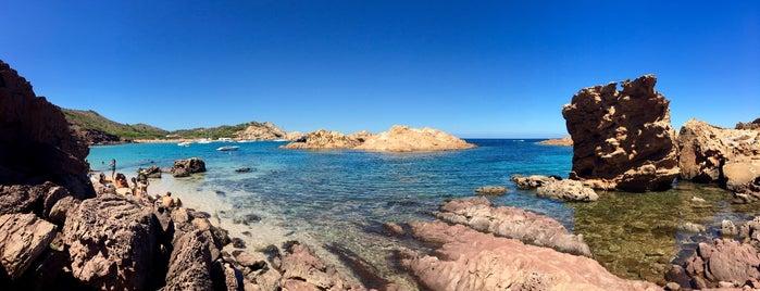 Cala Pregonda is one of Menorca To Do.