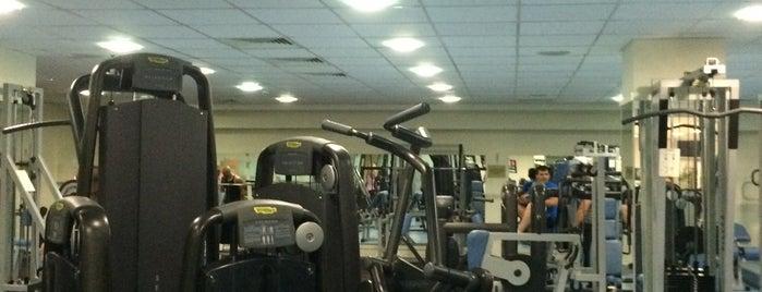 Тим Фитнес (TIM Fitness) is one of Locais curtidos por 83.