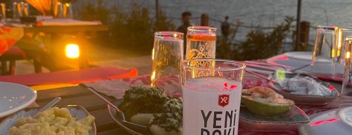 Mios Restaurant & Beach is one of Işılay: сохраненные места.