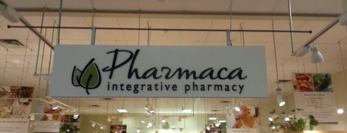 Pharmaca Integrative Pharmacy is one of Locais curtidos por Danyel.