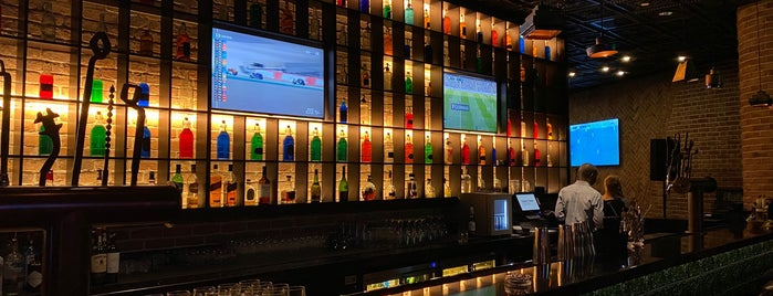 Hudson Tavern is one of Doha.
