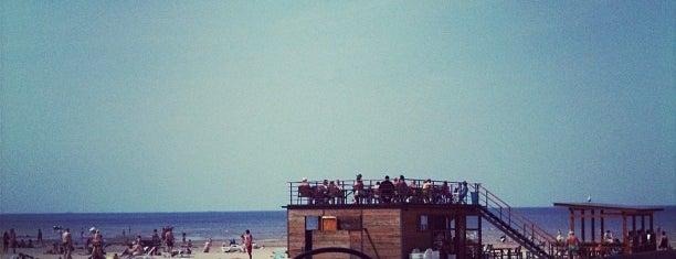Vecāķu pludmale | Vecāķi beach is one of Laikam būs jāaiziet.