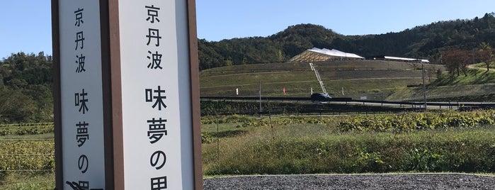 京丹波マルシェ is one of Orte, die Shigeo gefallen.