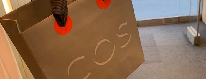COS is one of USA New York.