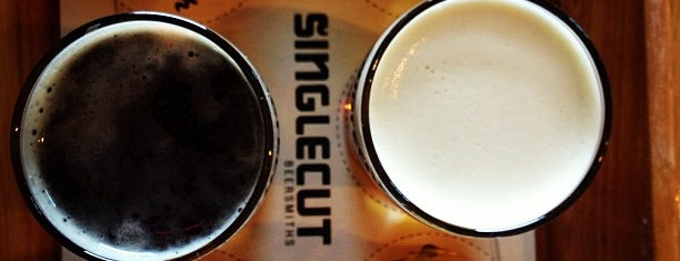 SingleCut Beersmiths is one of America's Best Breweries.