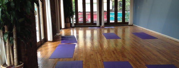 Yoga Agora is one of #QUEENSLOVESuberX.