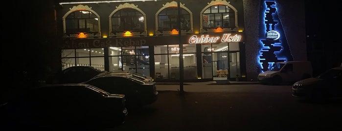 Aksu Cağ Kebap Salonu is one of Francoさんの保存済みスポット.