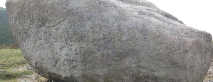 The Big stone is one of Carl : понравившиеся места.