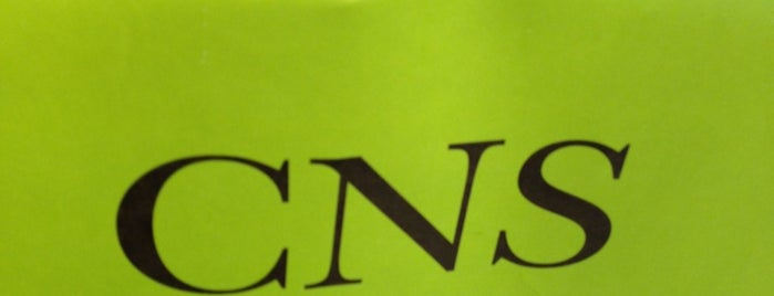 CNS is one of Tempat yang Disukai Emerson.