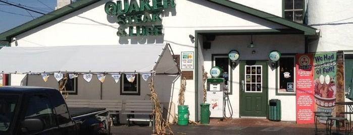Quaker Steak & Lube® is one of Scott'un Beğendiği Mekanlar.