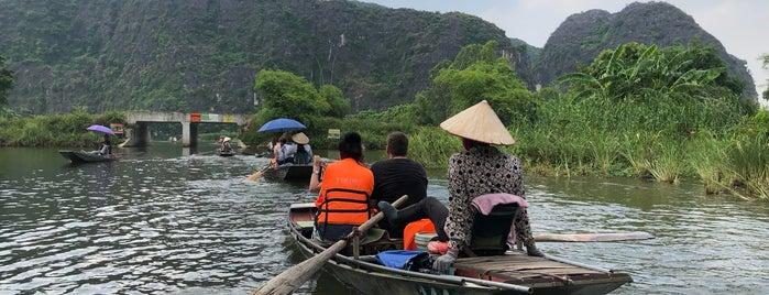 Sông Ngô Đồng is one of Ninh Binh.