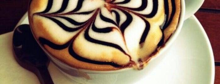 Kahve Dünyası is one of สถานที่ที่บันทึกไว้ของ Gizemli.