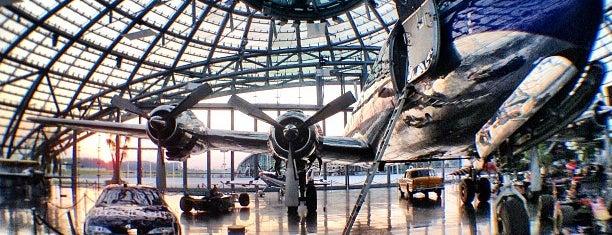 Hangar-7 is one of Salzburg.