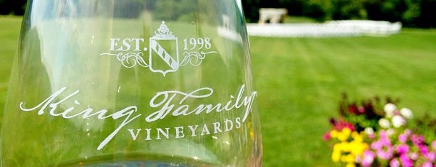 King Family Vineyards is one of Central Virginia Wineries Worth The Visit.