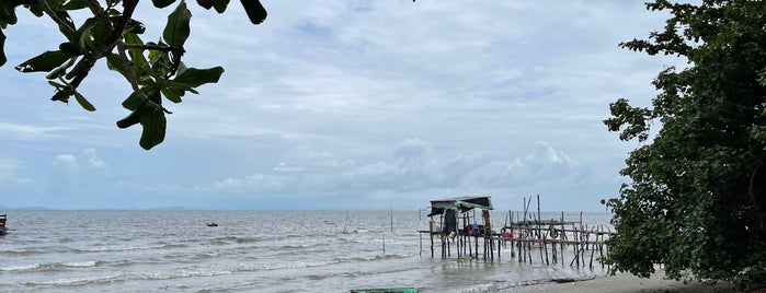 Rạch Vẹm Beach is one of phu quoc-vietnam.