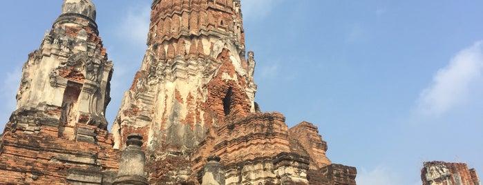 Wat Phra Ram is one of Ayutthaya.