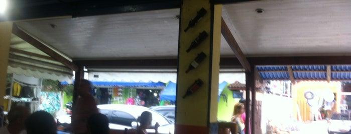 Restaurante Mar Azul is one of สถานที่ที่ Pedro ถูกใจ.
