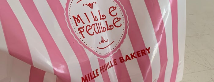 Mille Feuille Bakery is one of Lugares guardados de Queen.
