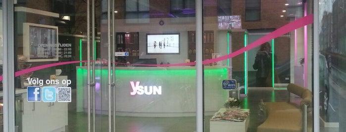 Y-Sun is one of TrendMaid'in Beğendiği Mekanlar.