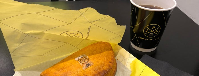 Jamaica Patty Co is one of A NYer in London.